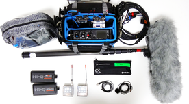 Sound Devices 633 Sound recording kit hire
