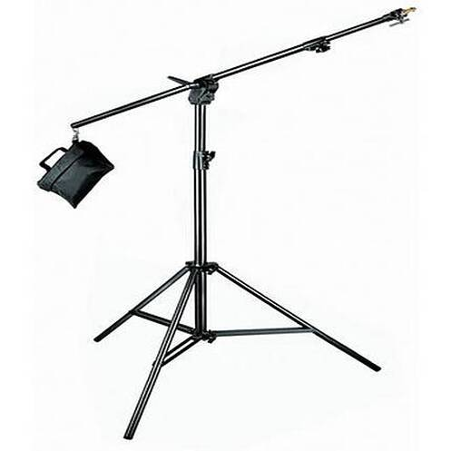 Manfrotto 420b boom stand hire
